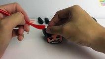 Comment faire faire à Il avec Playdh minecraft herobrine playdough