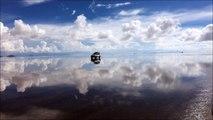 Uyuni salt flat/lake2 (Salar de Uyuni)Salar de Tunupa