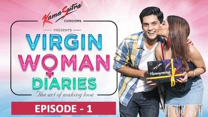 Virgin Woman Diaries – Ep 01 | Web Series | Kabir Sadanand | FrogsLehren | HD