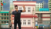 Being SalMan : Being Human Salman Khan Action Game Bollywood Hero Game