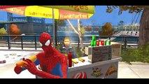 Spiderman & Anna, Elsa Frozen Fun Disney Pixar Lightning McQueen Cars Nursery Rh