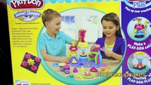 Play-Doh Frosting Fun Bakery- Tuesday Play- Doh Make Cupcakes,Cakes, Cookies,Toppings B2cutecupcakes