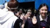 นักเรียนม.ปลายเกาหลี คลั่งไคล้ไอดอลไทย Three One Six!!! KOREAN  GIRLS GO CRAZY FOR THAI IDOLS 316