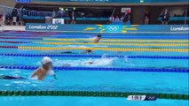 Ye Shiwen Breaks New Olympic Record - 200m Medley Semi-Final | London new Olympics