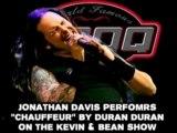 Jonathan Davis (Korn) - The Chauffeur (Duran Duran)