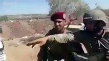 Özgür Suriye Ordusu girdi