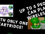 Mario Party DS Ingame