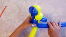 Penguin Balloon Animal Tutorial (Balloon Twisting and Modeling #23)