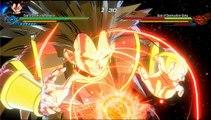 God of Destruction Vegeta VS God of Destruction Goku - Dragon Ball Xenoverse 2 Mods