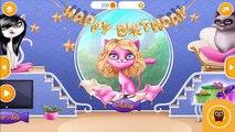 Fun Animal Kitty Pet Care - Baby Fun Salon Hair Style Playful Care Makeup Dress Up For Children
