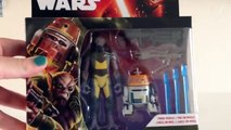 Hasbro Star Wars Rebels Ahsoka Tano vs. Darth Vader Figure 2-Pack Review