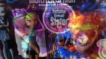 Monster High Clawdeen & Howleen Wolf Review (en Français)