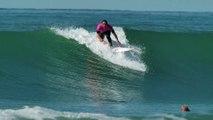 Adrénaline - Surf : la puissance de Carissa Moore en slow motion