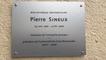 La bibliothèque de l'université de Caen porte le nom de Pierre Sineux