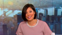 """""""CBS This Morning: Saturday"""" welcomes back co-host Alex Wagner"""