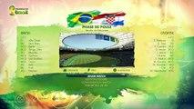 Match Douverture Coupe du monde FIFA new : Brésil-Croatie