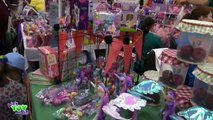 My Little Pony Fair new Vlog by Bins Toy Bin!! Ponies Ponies Ponies! June 26-27, new