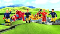 Fireman sam Toys Playset Surprise eggs Sam le pompier Œufs Jouets Playset Surprise
