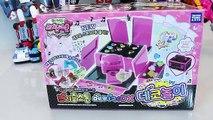 프리즘스톤 꿈의 라이브 데코 뽀로로 타요 폴리 장난감 Pretty Rhythm Rainbow Live jewelry toys