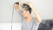 HAIR TUTORIAL: STYLE AN UNDERCUT FAUX HAWK (RIHANNA MILEY CYRUS)