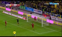 Marcus Berg Goal HD - Sweden 3-0 Luxembourg - 07.10.2017
