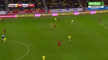 Marcus Berg Goal HD - Sweden3-0Luxembourg 07.10.2017