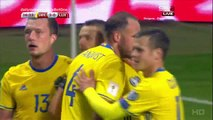 Marcus Berg Goal HD - Sweden 3 - 0 Luxembourg - 07.10.2017 (Full Replay)