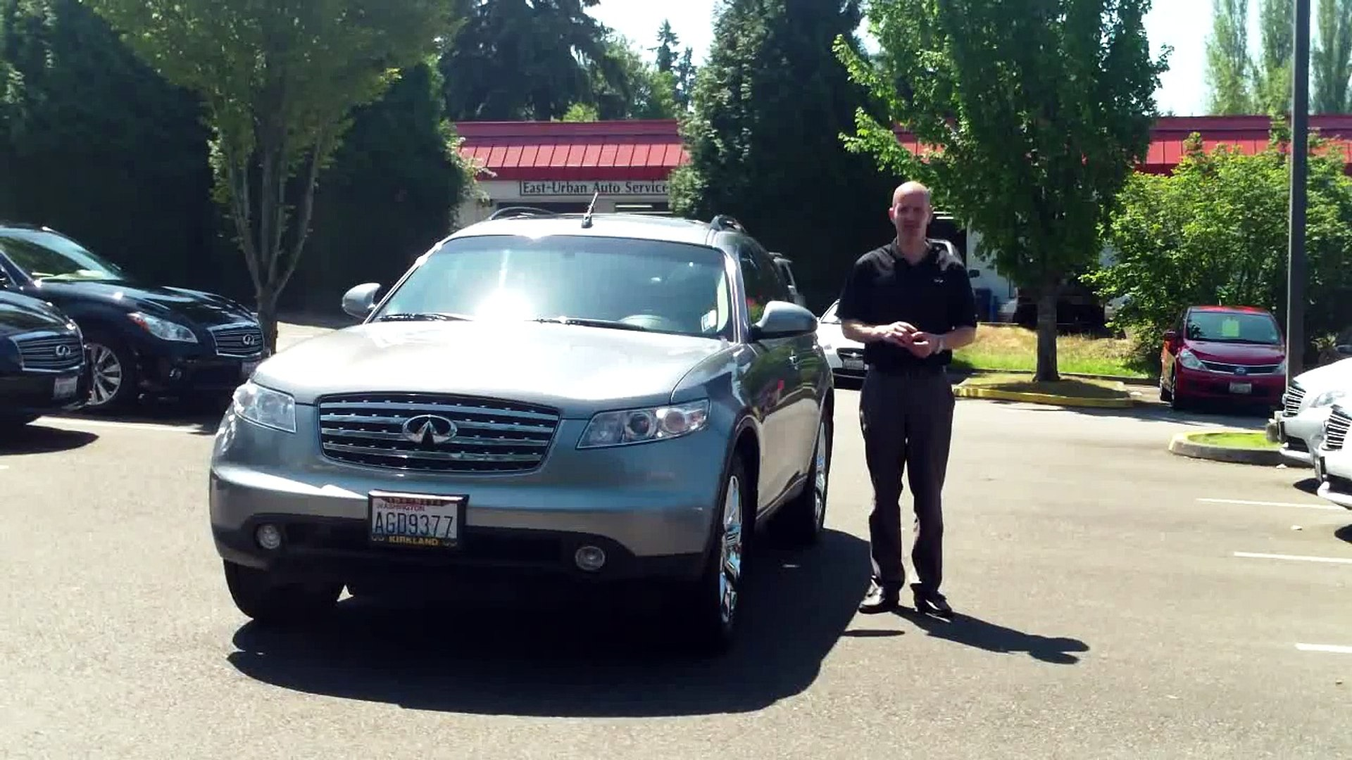 2006 Infiniti FX35 Review with higher miles- In 3 minutes youll be an expert on the FX35