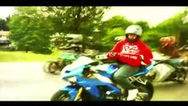 Motorcycle Stunts RIDE OF THE CENTURY ROC Bike Vs Police Street Stunt Running From The Cops Runs Cop