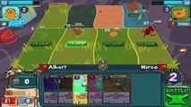 Card Wars - Adventure Time Walkthrough Part 33 Deck Wars (iOS)