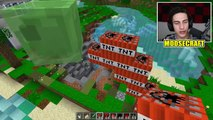 Minecraft MINI-BOSSES MOD! | FIGHT AND SURVIVE OVERPOWERED MINI BOSSES! | Modded Mini-Game