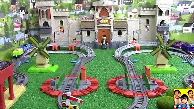Thomas and Friends: The Great Race #138  Thomas and Friends toy trains  Thomas & Friends toys