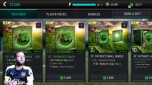 FIFA Mobile St. Patricks Day Bundle Opening! St. Patricks Day Packs and 95 Coleman Gameplay!