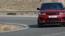 2018 Range Rover Sport vs 2018 Porsche Cayenne Turbo