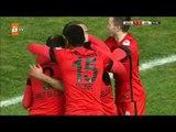 Akhisar Belediyespor:1 - Galatasaray:2 | Gol: Selçuk İnan