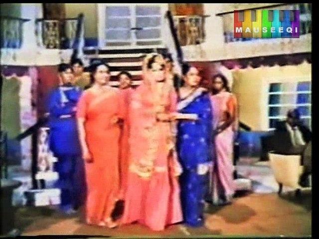 Meri Dua Hay Sath Teray - Film Amna Samna (Title_33 DvD Mehdi Hassan Vol.2)