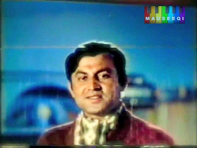 Tujhay Kali Ghata Sonay Na Day Gi - Film Najma (Title_26 DvD Mehdi Hassan Vol.2)