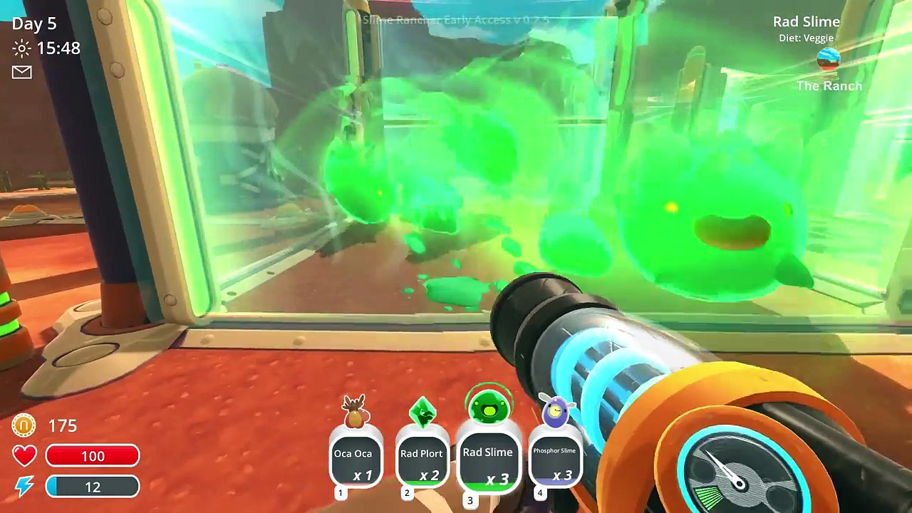 Adding Water to Rad Slimes! Slime Rancher with Rad Slimes – World Editor Mod (Slime Rancher Mod)