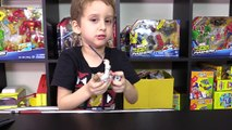 Superhero Mashers Star Wars Toys Darth Vader vs Luke Skywalker Brinquedos. Review em Português