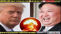BREAKING NEWS TODAY, North Korea news , President Trump Latest News Today, USA Today