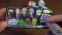 Киндер Cюрприз Мстители Общий Cбор Kinder Surprise Avengers Assemble #2