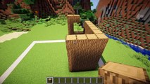 Minecraft How To Build Little Wooden House 2nd Floor Video