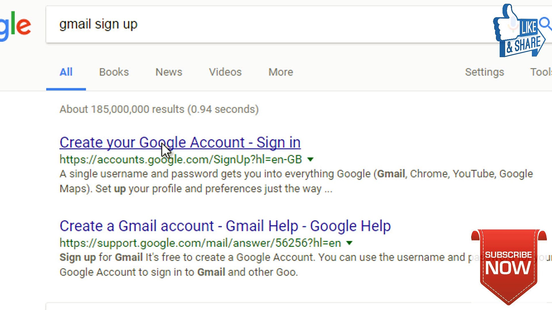 Sign Up Gmail Account Now Create New Gmail Account