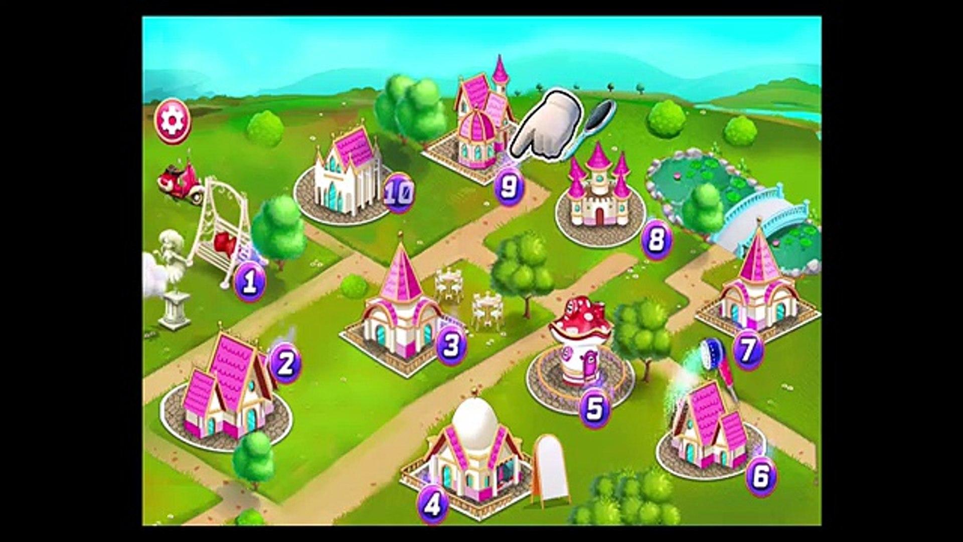 Best Games for Kids to Play -Princess Makeup Wedding Salon - Fun Kids Games iPad Gameplay HD