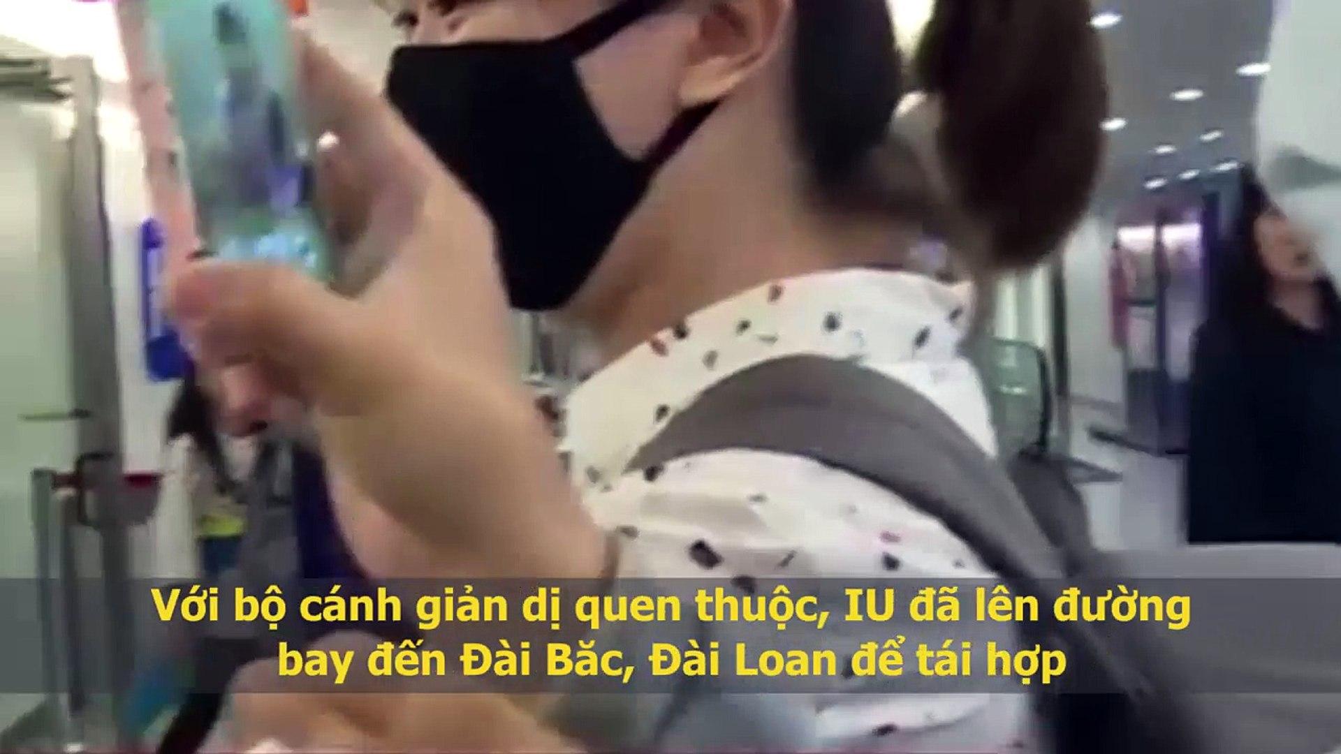 Fan thích mê khi chứng kiến IU âm thầm đến Đài Loan tái hợp cùng G-Dragon trong concert World Tour k