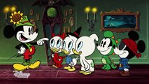 Mickey Mouse - The Scariest Story Ever: A Mickey Mouse Halloween Spooktacular! - CLIP