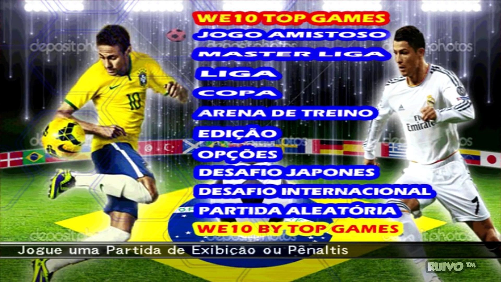 Bomba Patch 2016 com o Campeonato Brasileiro 2016 (by TOP Games) no Playstation 2