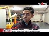 Dokter Todongkan Senjata pada Petugas Parkir Gandaria City