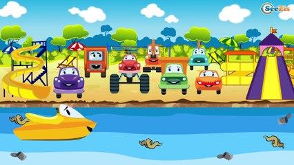 Кран на Строительной площадке Мультики про МАШИНКИ Развивающие мультфильмы для детей