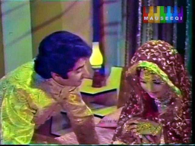 Teri Talash Mein Sadiyon Say Beqarar - Film Aar Paar (Title_ 9 DvD Mehdi Hassan Vol.2)